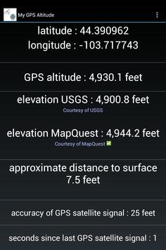 My GPS Altitude And Elevation APK Download Free Tools APP For - Gps elevation