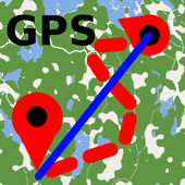 jps GPS Tracker icon