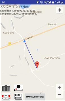 jps GPS Tracker screenshot 1