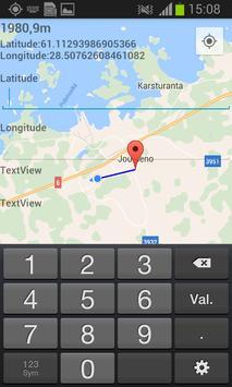 jps GPS Tracker screenshot 2