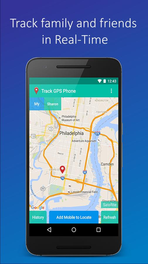 Gps Phone Locator >> Track Gps Phone For Android Apk Download