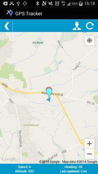 InstaMapper GPS Tracker screenshot 11
