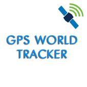 GPSWorld Tracker icon