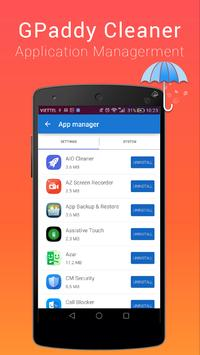 Master Cleaner - Battery Saver apk screenshot
