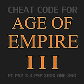 Cheat Code for Age of Empire 3 | Age of Empire III icon