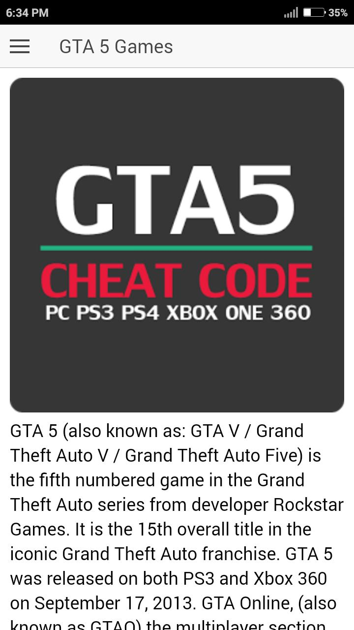 gta v pc ps4 cheats