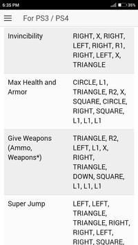 Cheat code for GTA 5 | GRAND THEFT AUTO V Games для Андроид