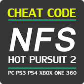 Cheat code for Need for Speed Hot Pursuit 2 Games icon