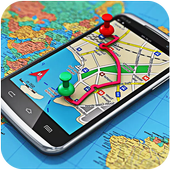 GPS Navigation & Tracker icon