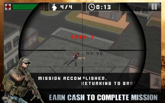 Elite Gunship Sniper Shooting - Hit Outer World screenshot 2