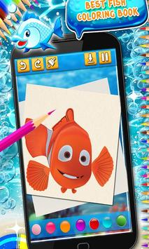 Finding Nemo: Coloring Book for Kids poster