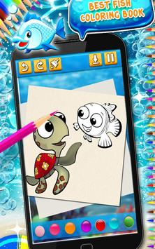 Finding Nemo: Coloring Book for Kids screenshot 4