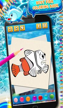 Finding Nemo: Coloring Book for Kids screenshot 8