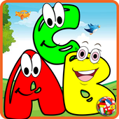 Coloring Book for Kids: Learning ABCD icon