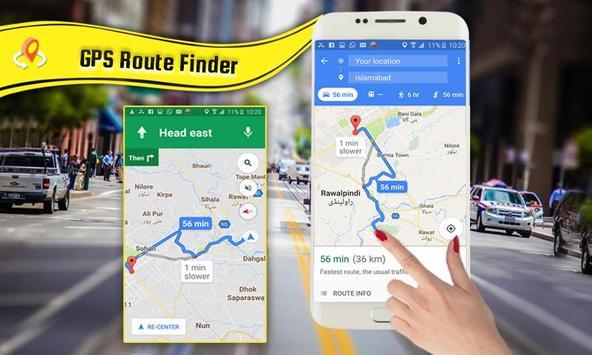 gps maps - live street view & telefoon tracker screenshot 4