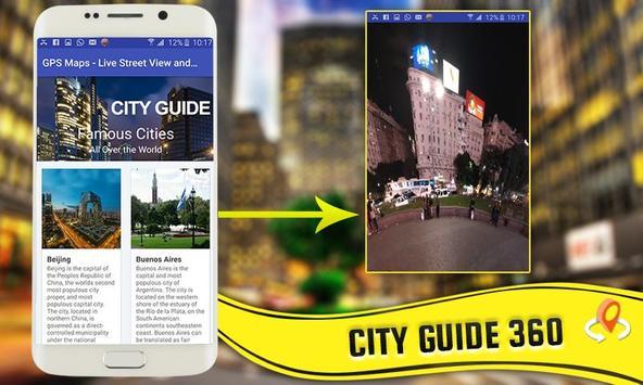 gps maps - live street view & telefoon tracker screenshot 13