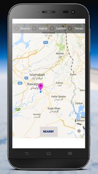 GPS route finder gps navigation map directionsFree poster