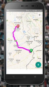 GPS route finder gps navigation map directionsFree apk screenshot