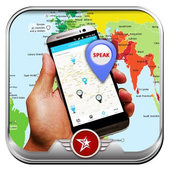 Live Voicemap, Direction & Locations, Trackback icon
