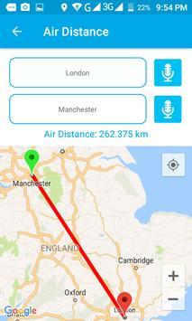 Live Voicemap, Direction & Locations, Trackback screenshot 2