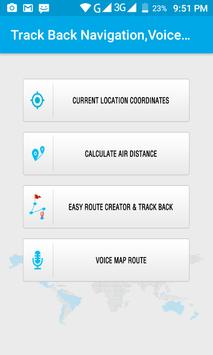 Live Voicemap, Direction & Locations, Trackback screenshot 5