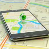 GPS Navigation & Map Tracker icon