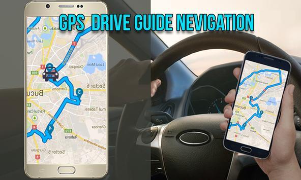 GPS Route Finder & Voice Navigation Direction Map screenshot 5