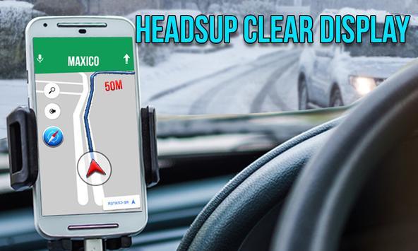 GPS Route Finder & Voice Navigation Direction Map screenshot 8