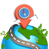 GPS GO: Route Finder icon