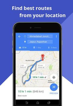 GPS GO: Route Finder screenshot 8