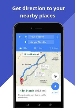 GPS GO: Route Finder screenshot 9
