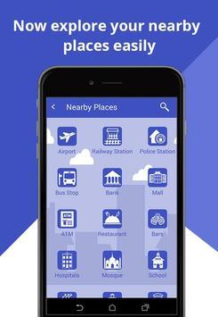 GPS GO: Route Finder screenshot 1