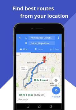 GPS GO: Route Finder screenshot 3
