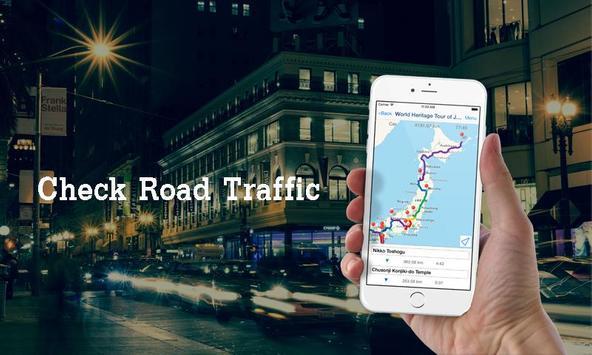 GPS Route Map Planner Advice apk screenshot