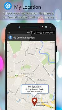 GPS Route Finder Navigator Live screenshot 1