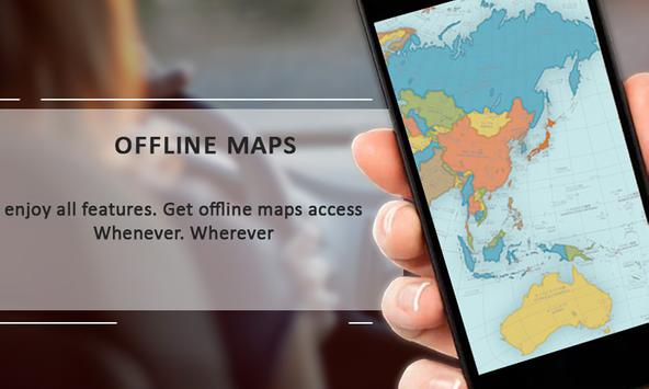 World offline map live street view for android apk download world offline map live street view screenshot gumiabroncs Choice Image