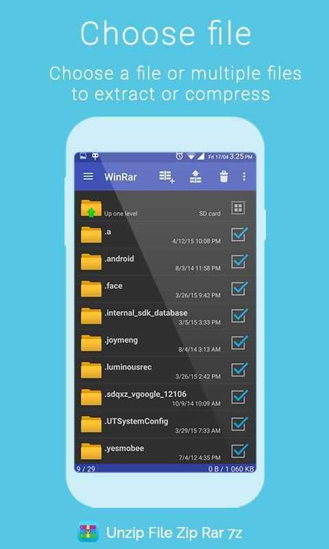 Unzip File Zip Rar 7z for Android - APK Download