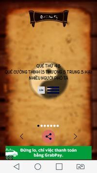 Gieo quẻ xem việc screenshot 3