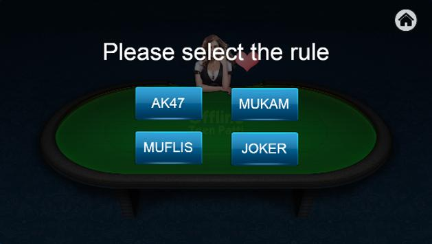 Teen Patti Offline screenshot 3