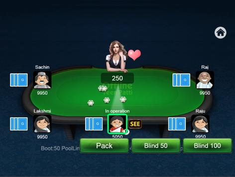 Teen Patti Offline screenshot 8