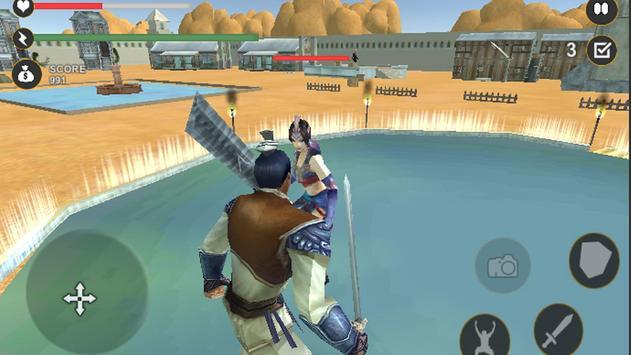 Assassin Sword War apk screenshot