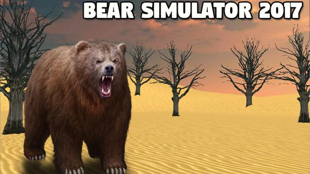 Bear Simulator 2017 poster