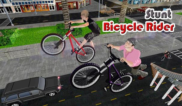Extreme Bicycle Stunt Rider apk screenshot