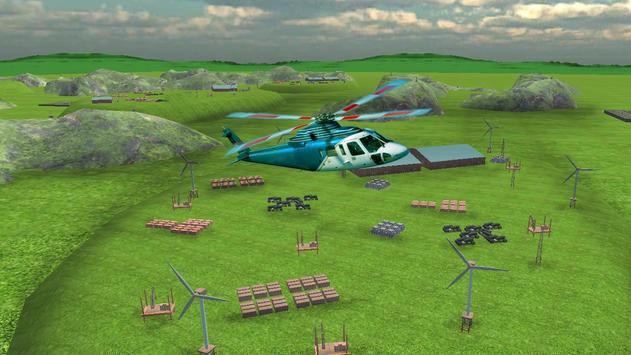 Helicopter World Parking screenshot 2