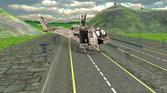 Helicopter World Parking screenshot 9