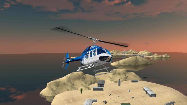 Helicopter Simulator 2017 Free screenshot 9