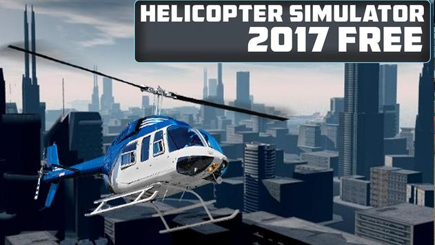 Helicopter Simulator 2017 Free screenshot 10