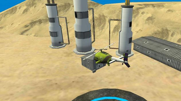 Helicopter Simulator 2017 Free screenshot 1