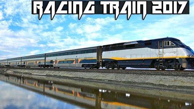 Racing Train 2017 poster