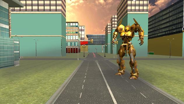 Real Car Robot Transformation apk screenshot